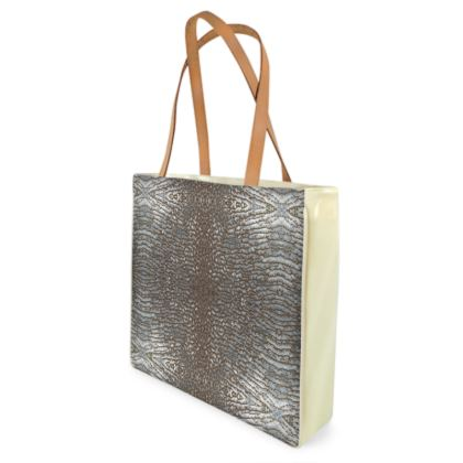 "Beach Bag ""fretum"""