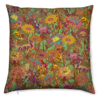 Dandelion Dawn Cushion