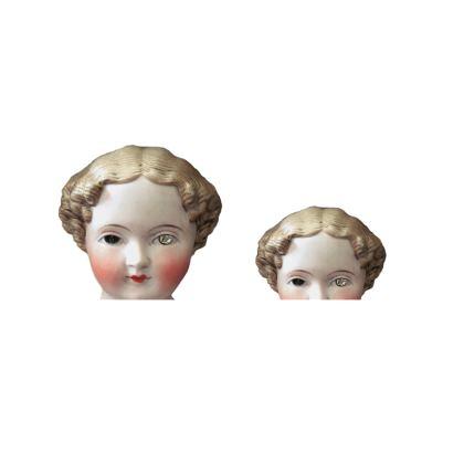 Creepy Dolls Hard Glasses Case