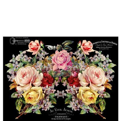 Nuit des Roses Hard Glasses Case