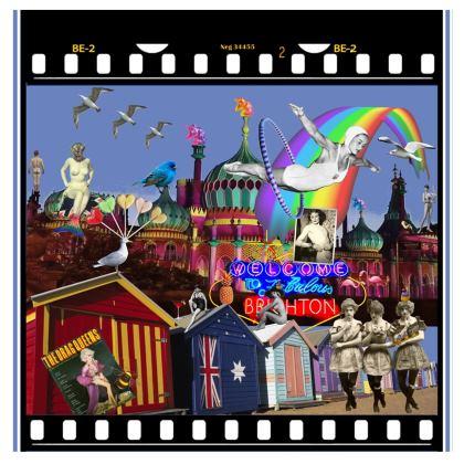 Fabulous Brighton Kimono