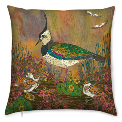 Lapwing Cushion
