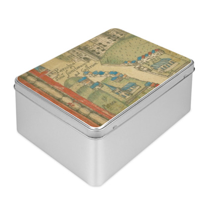 Castle Hill Biscuit Tin