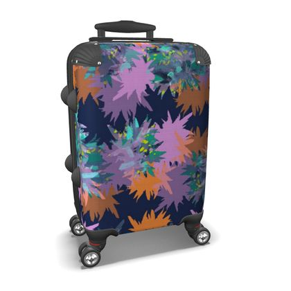Inky Spike Suitcase