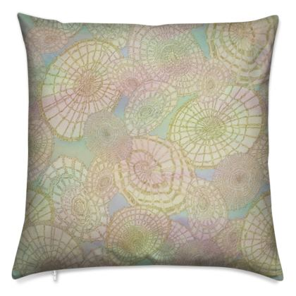 Limpet Waltz Cushion