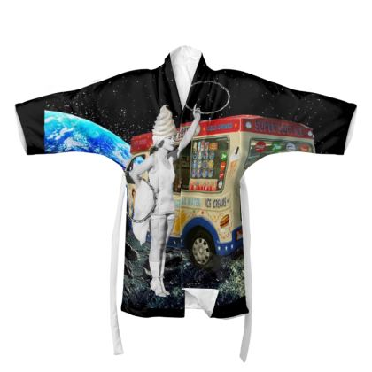 Miss Whippy Hooping in Space Kimono