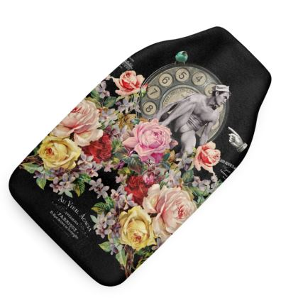 Nuit des Roses Revisited for Him Hot Water Bottle