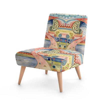 MUELLE UNO Occasional Chair by Rachel Rosa ART