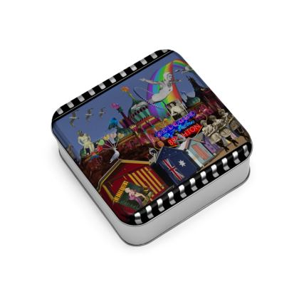 Fabulous Brighton Wrap Lid Tin