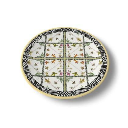Teller, China plate 20 cm ninibing34 DESIGN Keramik Teller  Ein außergewöhnliches Geschirr oder einzigartiges Wohnaccessoire: