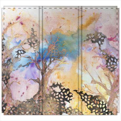 forest Light Folding Screen