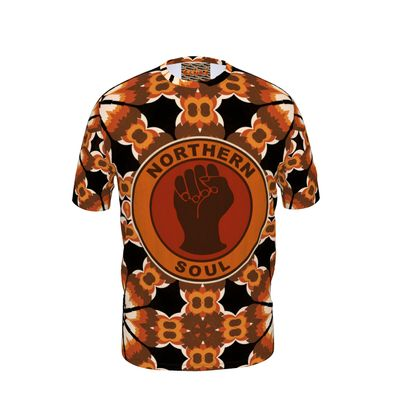 Cut and Sew T Shirt  - Northern soul -