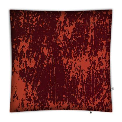 "Floor Cushion ""Orange"""