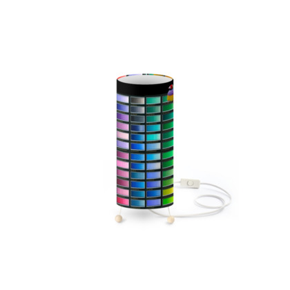 Colour Chart Standing Lamp