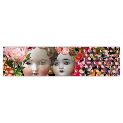 Flower Dolls Dog Lead