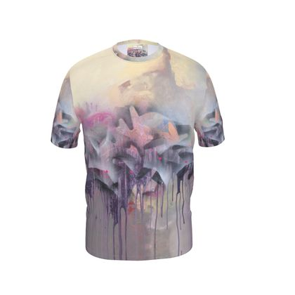 Cut and Sew T Shirt - Ethereal