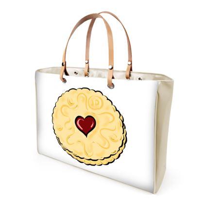 Jammy Dodger Handbag