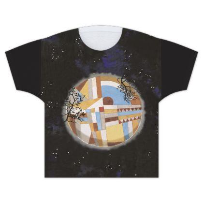 05014a7d3cef Eccentric All Over Print Kids T Shirt   World Cup Theme   Title   Deir  Moon  Produkt wird geladen.