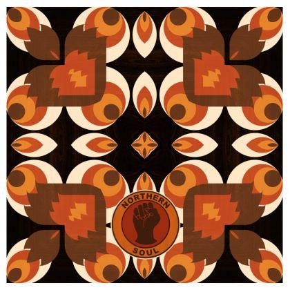 Mens Swimming Shorts - Northern soul -