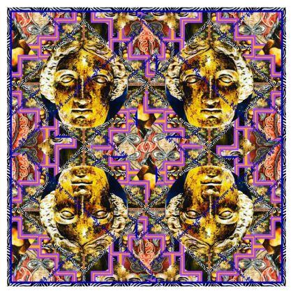 1260,- MINERVA violett ninibing34's MINERVA RETRO Sessel: take a seat and chill! Retro Chair