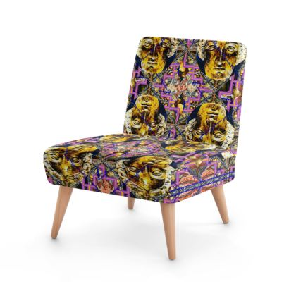 MINERVA violett ninibing34's MINERVA RETRO Sessel: take a seat and chill! Retro Chair