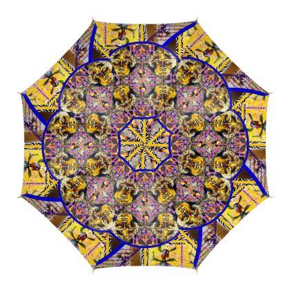 179,- Regenschirm ninibing34 MINERVA DESIGN, size City! chill!