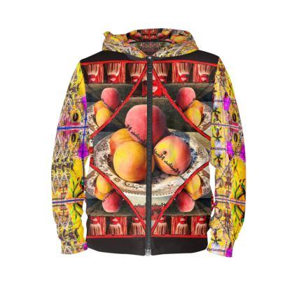 209,- Peach 🍑Minerva HOODIE ninibing34 size XL