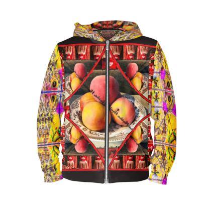 Peach 🍑Minerva HOODIE ninibing34 size XL