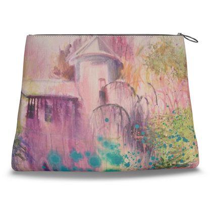 Clutch Bag - Where Memories Linger