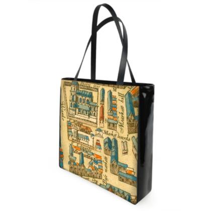 Market Square shopper bag
