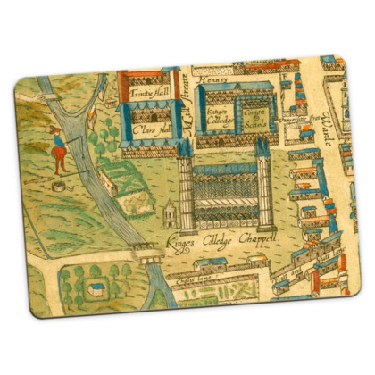 King's College chapel Large Placemats - pack of 2