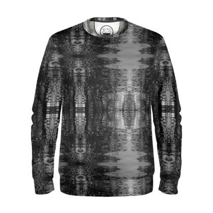 "Sweatshirt ""superficiem aqua"""