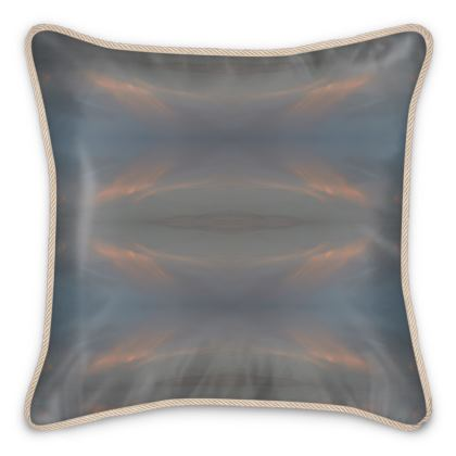 "Silk Cushion ""nubes"""
