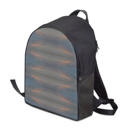 "Backpack ""nubes"""