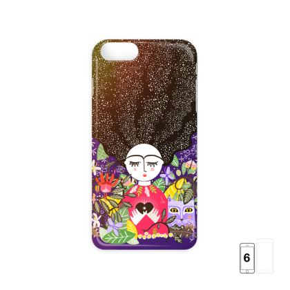 iPhone 6 Case - The Space Within the Heart edition II