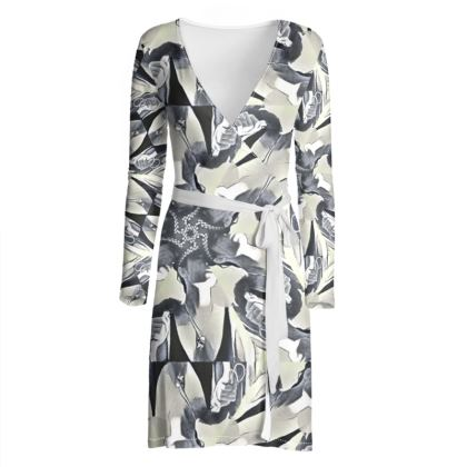 OnGuard wrap dress