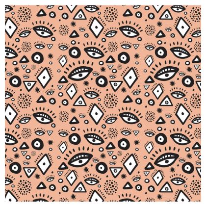 Tribal abstract pattern - Espadrilles