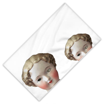 Creepy Dolls Towel