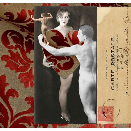 Lovely Bums Coasters