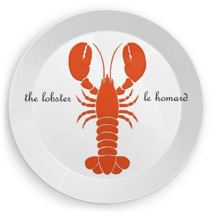 """Party Plate """"Le Homard"""""""