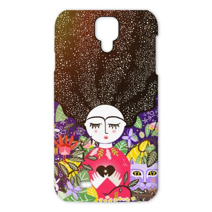Sam Galaxy S4 Case - The Space within the heart edition II