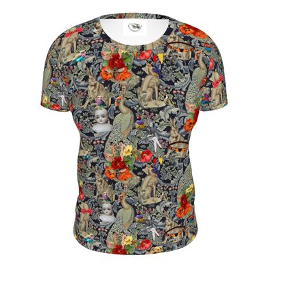 And Another Thing II Ladies Cut and Sew T Shirt