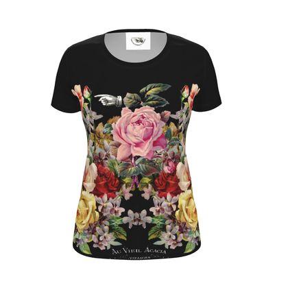 Nuit des Roses Ladies Cut and Sew T Shirt