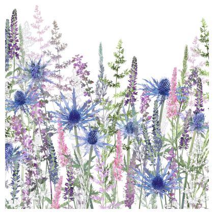 Fairytale Meadow Luxury Cushion
