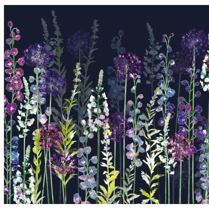 Midnight Purple Rapture Coasters