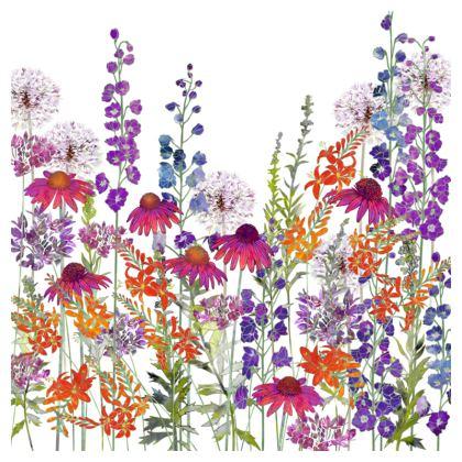 Summertime Symphony Luxury Cushion