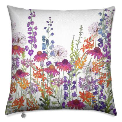 Summertime Symphony Luxury Cushion