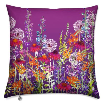 Sunset Symphony Cushion