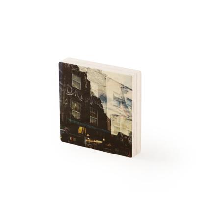 CAMDEN MARKET, Wood Print