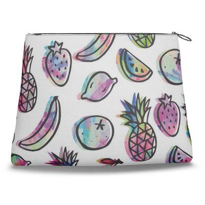 Fruit Splash - Clutch Bag
